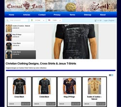 Christian Clothes