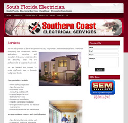 Electrician Miami Electrical Contractors