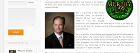 Ft Lauderdale Consumer Fraud Attorney