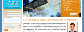 Fort Lauderdale Personal Injury Attorney