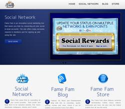 Fame fam web design miami fl